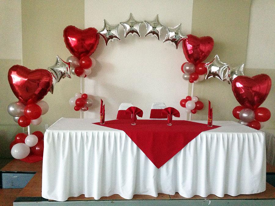 Globoflex decoraci n con globos bodas xv a os for Decoracion para pared con globos