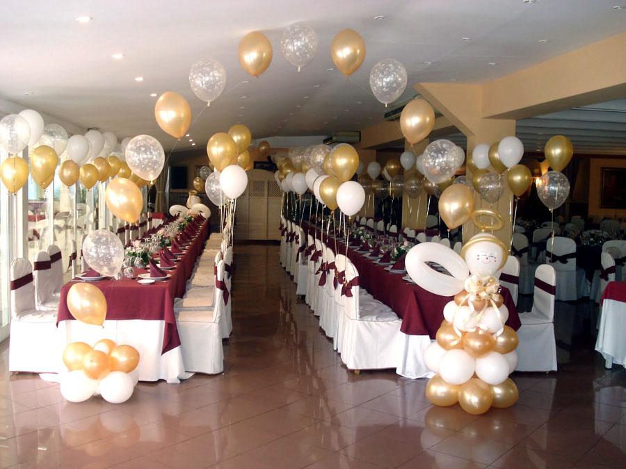 con globos: Bodas, XV años, Graduaciones, Fiestas infantiles, Primera